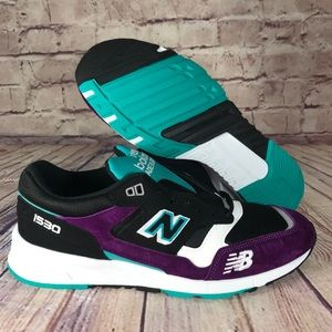 New Balance 1530 Made in England Black/Purple